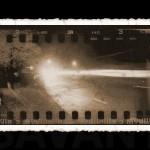 Night photography - holga 35mm