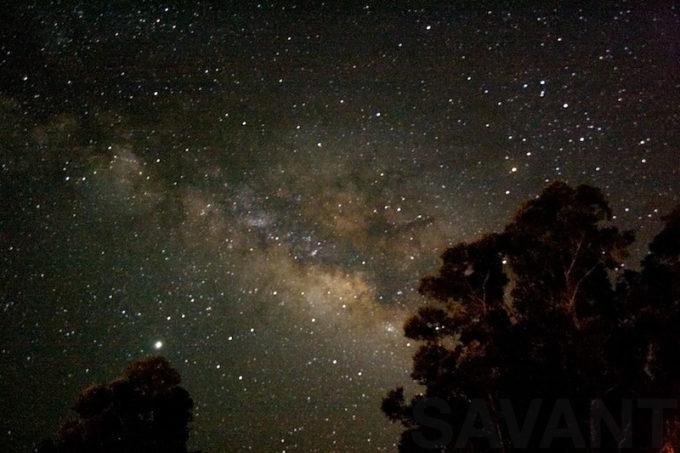 Milkyway in Maui