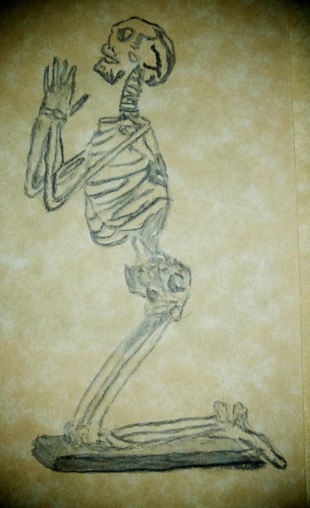 Skeletal Prayers