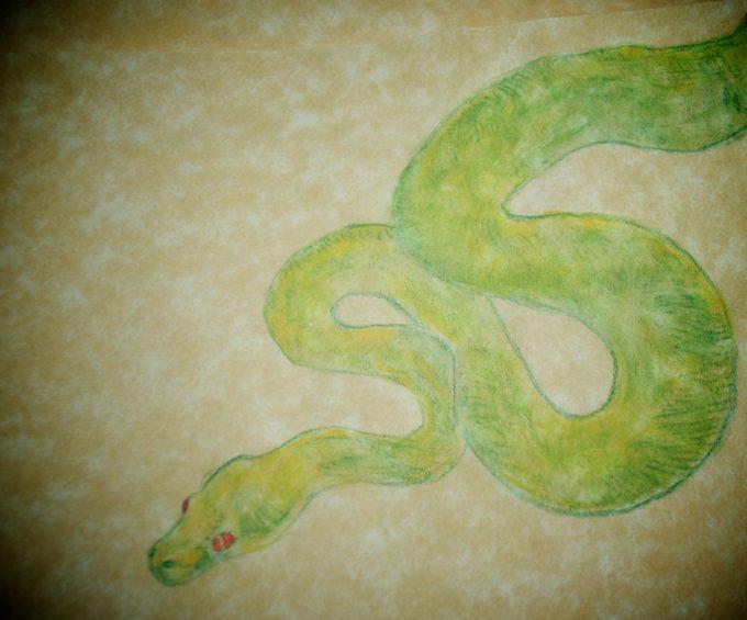 Sarah The Snake