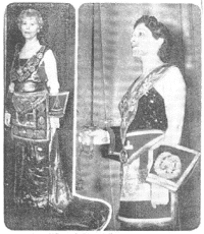 Masonic Women
