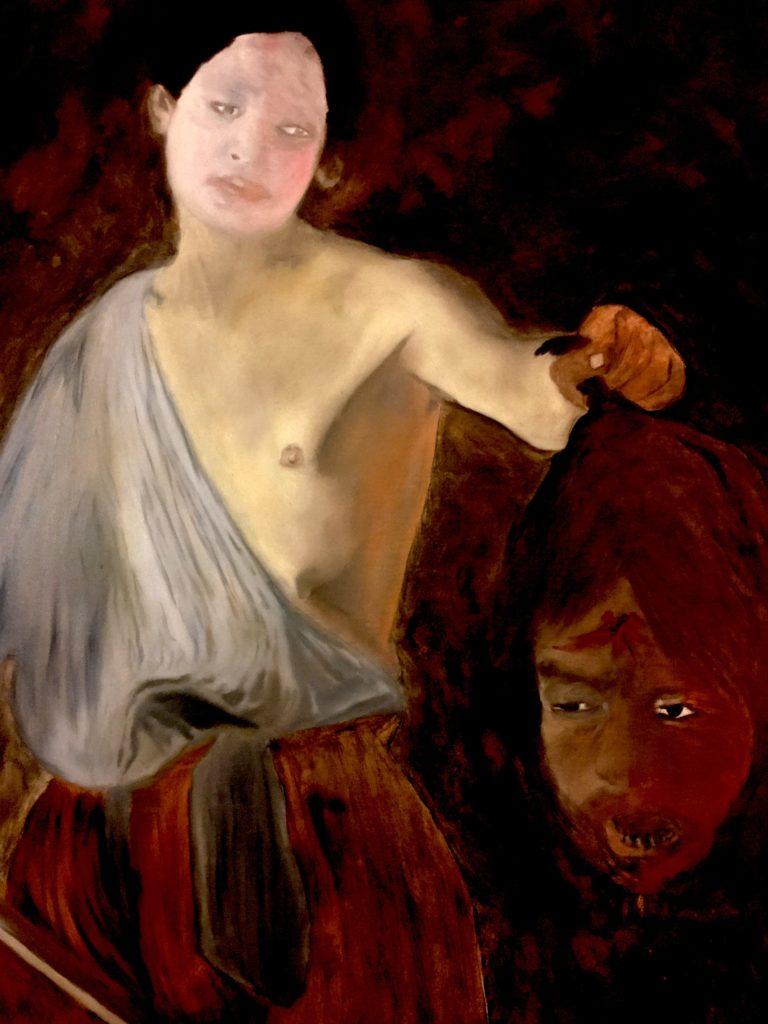 David and Goliath Peter K