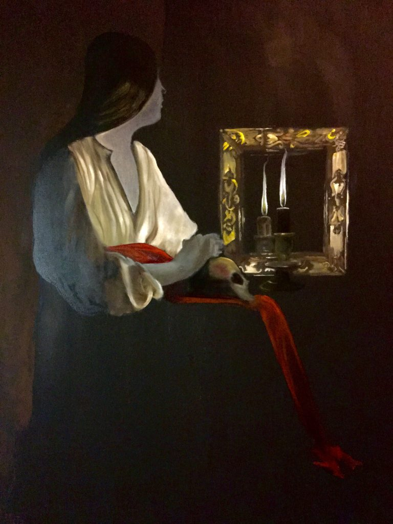 The penitent Mirror Peter K