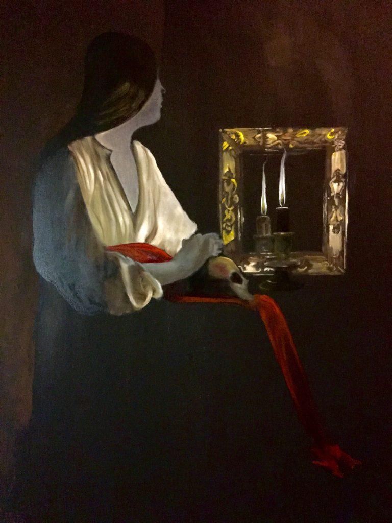 The penitent Mirror Peter K